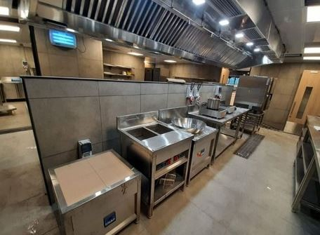 Cloud Kitchen Setup in Bhubaneswar